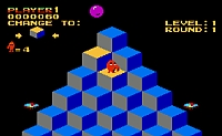 Qbert Games