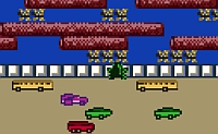 Frogger for Gameboy Color